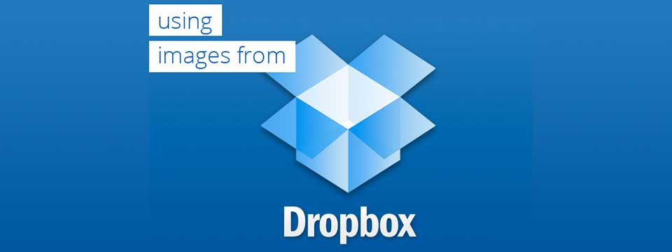 Using Dropbox Images on FanMagnet