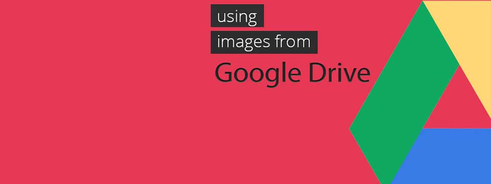Using GoogleDrive Images on FanMagnet
