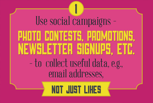 DAY 1 – LEARN HOW TO GROW YOUR EMAIL LIST INSTEAD OF LIKES